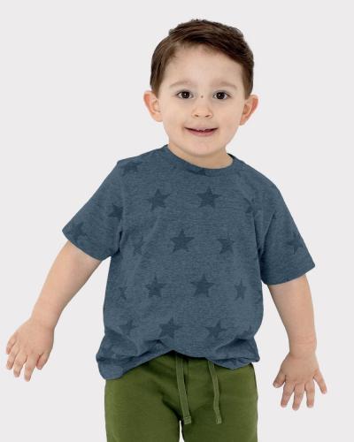 Toddler Star Print Tee