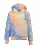 Youth Classic Fleece Tie Dye Hood
