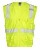 Six Pocket Zipper Vest