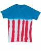 Youth Flag Tie Dye T-Shirt