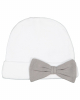 Premium Jersey Infant Bow Cap