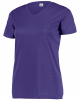 Women's Attain Wicking Set-in V-Neck T-Shirt