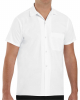 Button-Front Cook Shirt - 5010