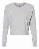 Women's Long Sleeve Modest Crop