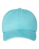 Pigment-Dyed Twill Cap - 7601