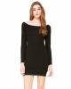 Women's Lightweight Sweater Dress - 8822