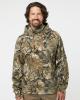 Gaiter Fleece Hooded Sweatshirt - 8879