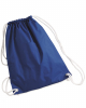 Drawstring Backpack With White DUROcord® - 8887
