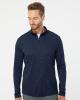 Lightweight Mélange Quarter-Zip Pullover