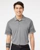 Striped Sleeve Sport Shirt