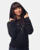 Women's Zip Hooded Sweatshirt
