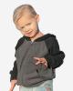 Toddler Lightweight Special Blend Raglan Zip Hood