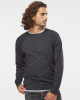 Icon Unisex Lightweight Loopback Terry Crewneck Sweatshirt