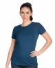 Women's Cotton Short Sleeve Boyfriend Crew - 3900