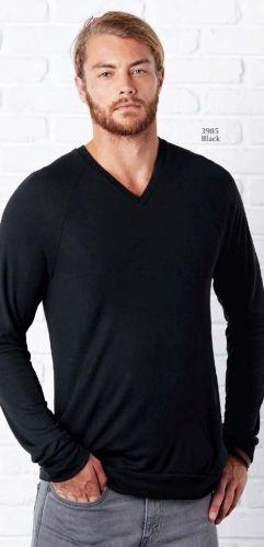 Unisex V-neck Lightweight Sweater