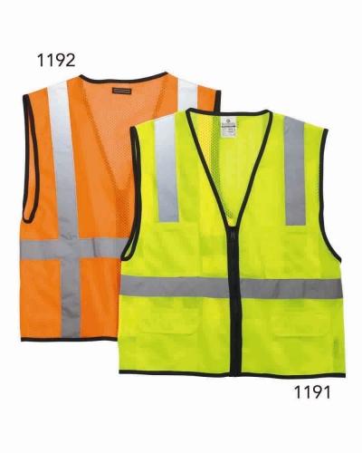 Economy Mesh 6-Pocket Vest