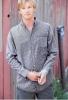 Dobby Stripe Short Sleeve Shirt