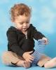 Infant Zip Fleece Hoodie