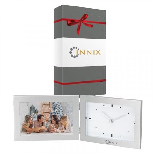 Antimo Clock & Photo Frame & Packaging