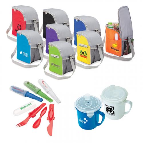 Moss Point 3 Piece Lunch Cooler Kit