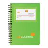Cambridge Card Holder Notebook