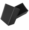 WCP16 Black Leatherette 2-Piece Gift Box