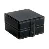 WCP26 Black Leatherette Gift Box