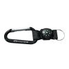 Busbee Carabiner With Compass