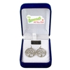 Tree of Life Earrings with Crystals from Swarovski®