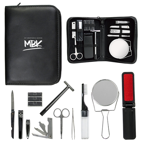 Deluxe Grooming Travel Kit
