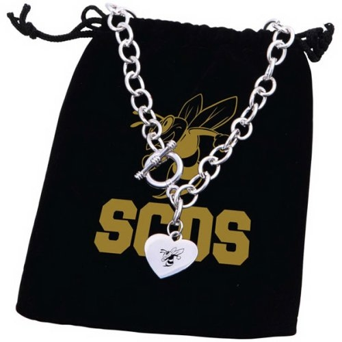 Toggle Heart Necklace