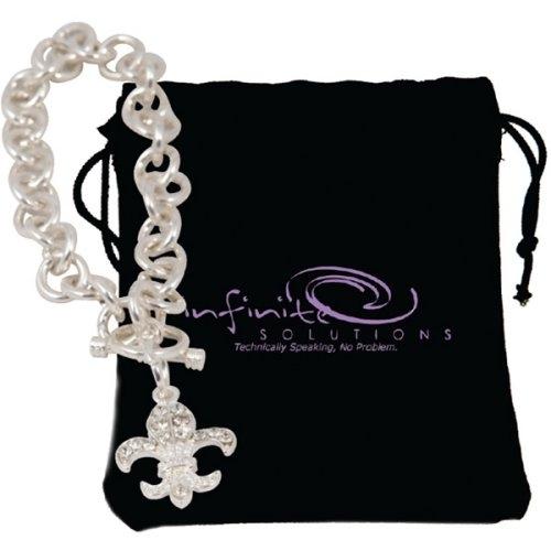 Fleur De Lys Bracelet