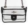 Clear Cross Body Handbag