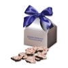Peppermint Bark in Silver Classic Treats Gift Box