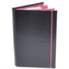 Leatherette Book Style 6 View Menu Cover (5 1/2