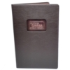 Bonded Leather Captain's Wine Book (11