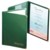 Bonded Leather 2-Panel Classic Menu Cover (8 1/2