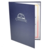 Deluxe Certificate Flat Cover (8 1/2