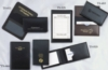 Vinyl Business Card Case w/ Thumb Notched Pocket