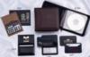 Bonded Leather Seminole Business Card Case