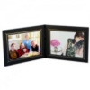 Superior Double Photo/Certificate Frame - Landscape Style (5