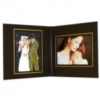 LL Superior Double Photo/Certificate Frame - Book Style (5