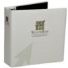 Book Cloth 3 Ring Binder (2