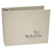 Book Cloth 3 Ring Binder (1