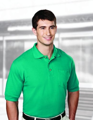 Image Classic Easy Care Pocketed Polo
