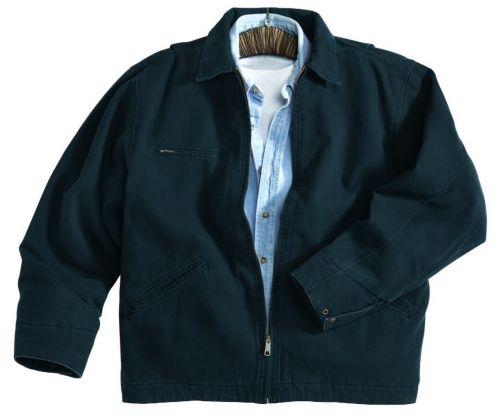 Oakland Enzyme Wash Canvas Jacket
