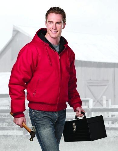 Timberline Premium Hooded Canvas Jacket