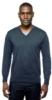 Vance Fine Gauge V-Neck Sweater
