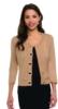 Vivienne Women's Crop Cardigan Sweater