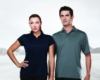 Campus Men's Jersey Performance Polo
